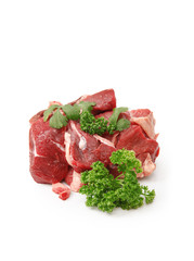 viande cru