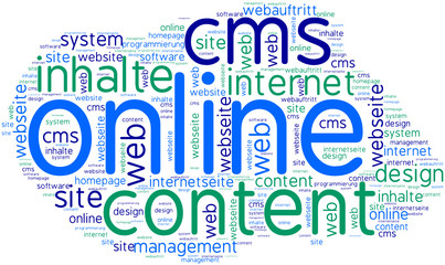 tag cloud cms
