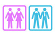 Soft Gaypictos -women & men-