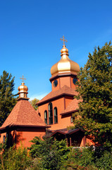 Cupola and Cross