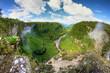 chute de Kaieteur Falls au Guyana amérique du sud amazonie