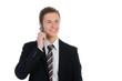 telefonierender geschäftsmann