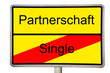 Single oder Partnerschaft