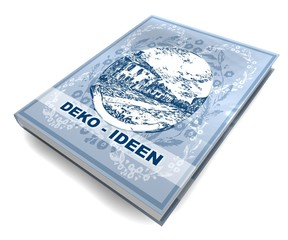 3D Buch II - Deko - Ideen II