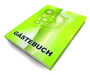 3D Buch III - Gästebuch