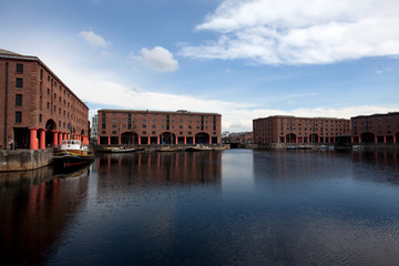 Albert Dock, Liverpool, United Kingdom of Great Britain