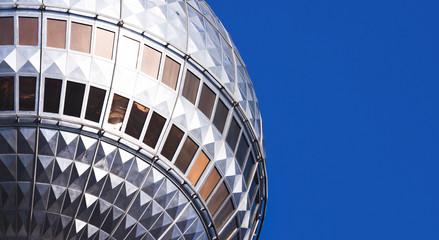 Kugel des Berliner Fernsehturms