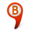 vector destination icon web design element