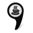 vector cafe icon web design element
