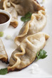 Pot Stickers Vertical
