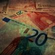 grungy euros
