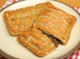 Savoury Steak Pastry Slice