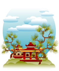 Feng Shui illustration