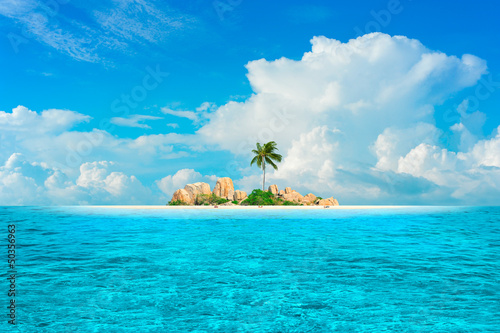 Foto op Plexiglas Indonesië Dream Island