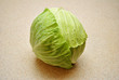 A Head of Green Cabbage