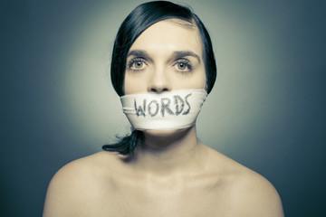 Sprachlos Zensur