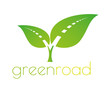 Green road logo