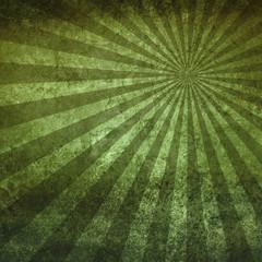 green starburst texture