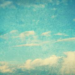 textured blue sky
