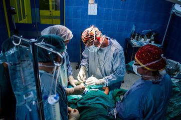 Equipo de Cirujanos