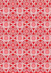Classical Oriental Pattern