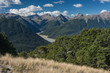 Arthur's Pass in Southern Alps