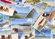 Photos souvenirs de vacances à l'île Maurice
