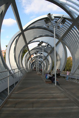 Puente Arganzuela-Madrid RIO