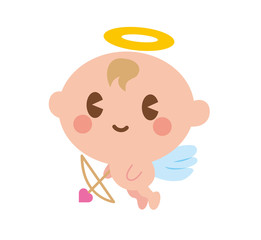 天使 Angel キューピット