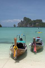 Maya beach, Koh Phi Phi Leh island
