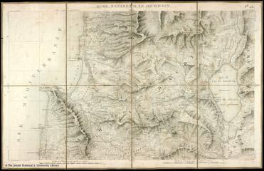Jerusalem old map