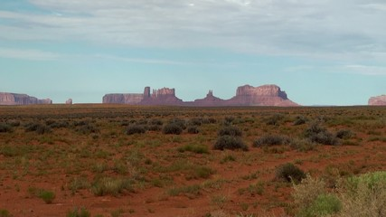 Monument Valley, Arizona-Utah, USA