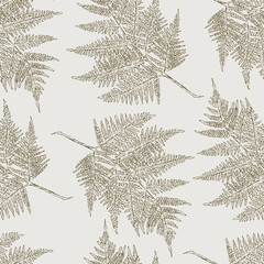 pattern with fern