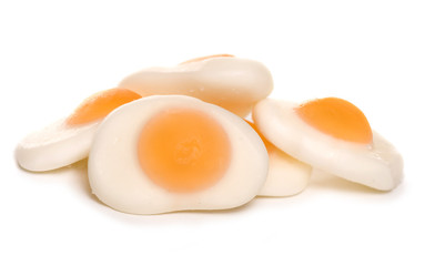 fried egg sweets