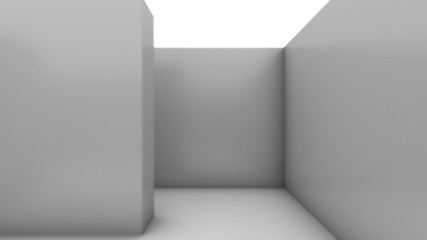 Maze loopable animation