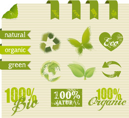 Ecology Green Icons