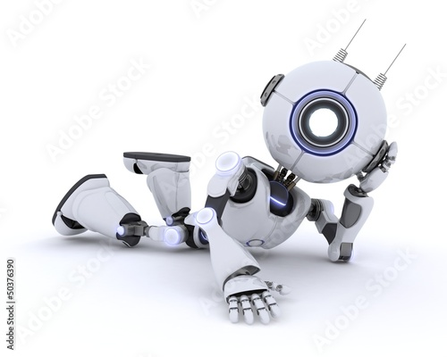 Robot Relaxing