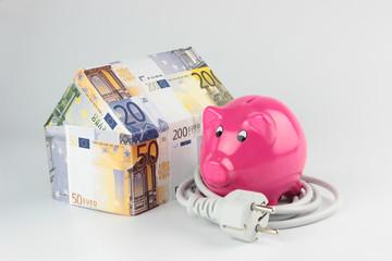 Energie sparen im Haus