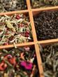 Arrangement of tea