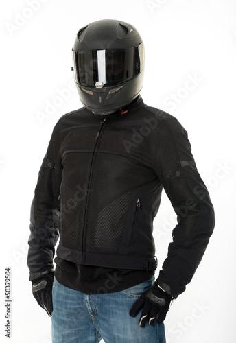 Mysterious biker