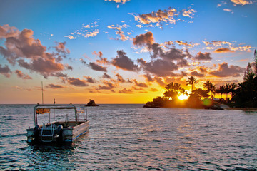 Noumea Sunset