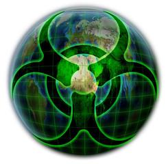 Биологическое загрязнение планеты Земля