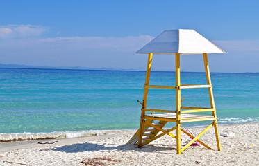 Kallithea summer resort at Halkidiki in Greece