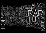 Fototapety RAP Music