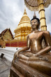 Golden Budha. Doi Suithep