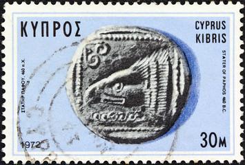 Stater of Paphos (460 B.C.) (Cyprus 1972)