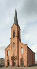 Lutheran Church of Peace, Kehl, Germany