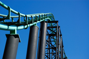 Roller Coaster Hill Incline