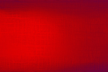 Red paper or metal  (background)