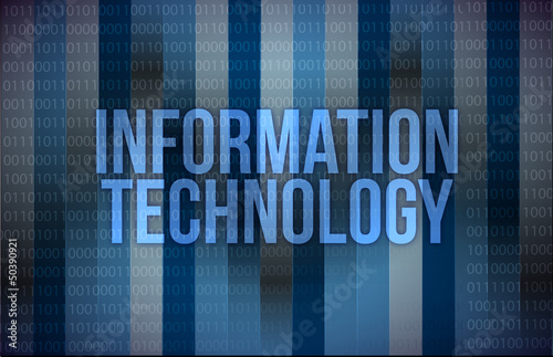 information technology, Internet Concept